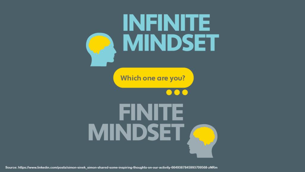 The Infinite Mindset