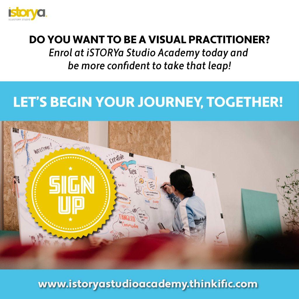 Visual Learning 101 iSTORYa Studio